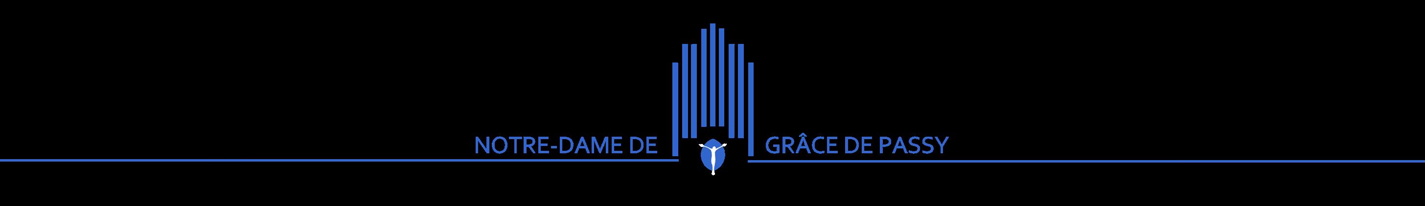Paroisse Notre-Dame de Grâce de Passy Logo